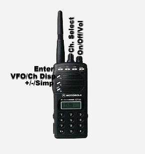 Motorola gp68 инструкция на русском